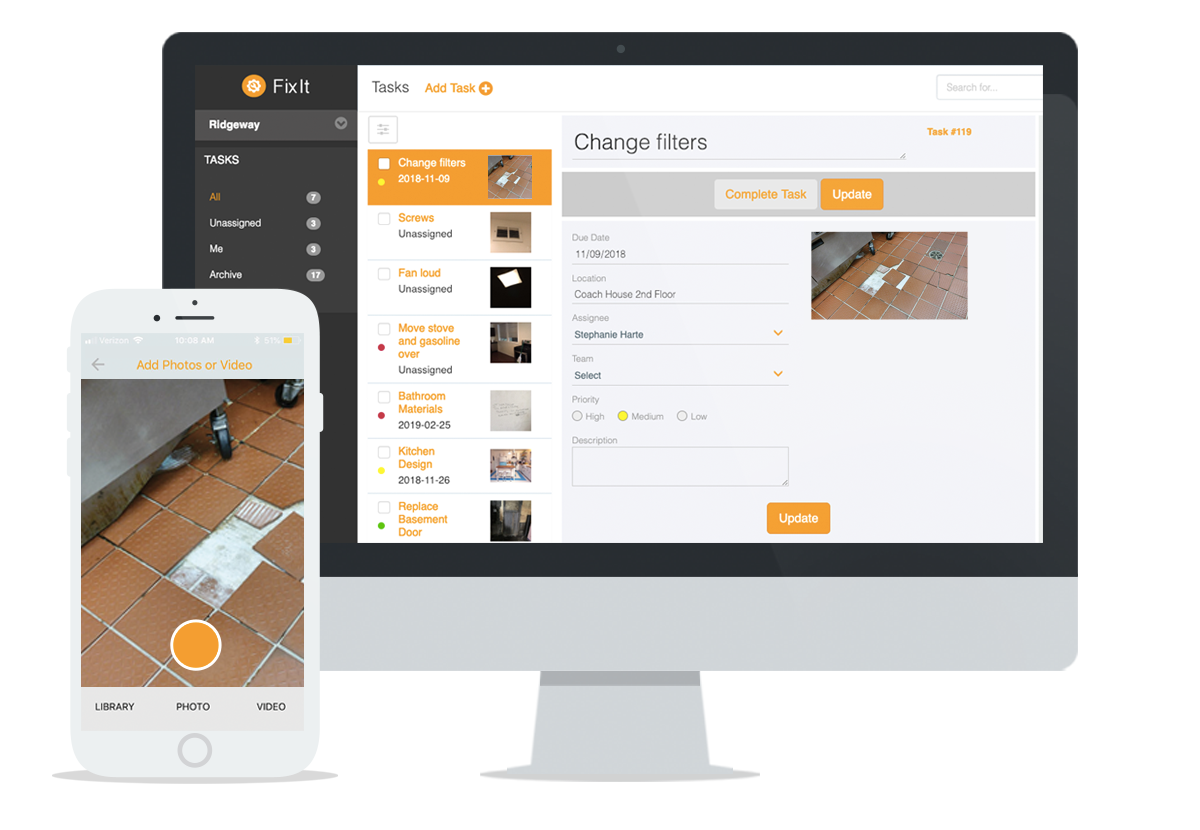 Maintenance Software - It's As Easy As Taking A Picture with Crowdfind