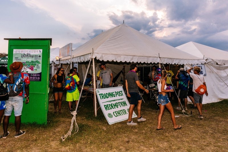 Crowdfind Bonnaroo Lost and found